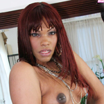 Fantasy1. Black tranny Fantasy is surely any ebony lover's heavy fantasy!