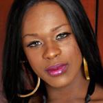 Tyra. Ebony TS babe who loves to bottom