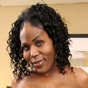 Tracey0. Tracey is slender black tranny with some delicious, swollen chocolate breasts! She also has a long, rock elegant cock that she\'s not afraid to use with that phat black ass!